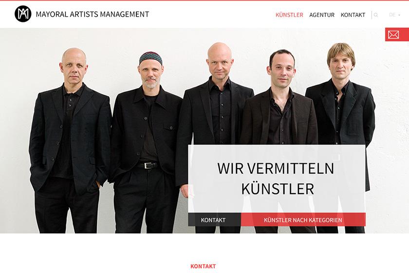 Mayoral Artists Management